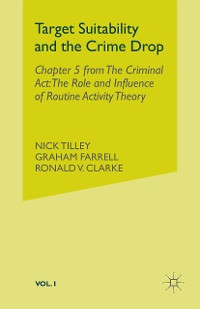 Cover Target Suitability and the Crime Drop