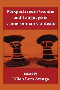Cover Perspectives Of Gender And Language In Cameroonian Contexts