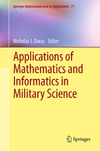 Cover Applications of Mathematics and Informatics in Military Science