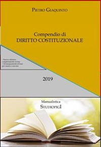 Cover Compendio di DIRITTO COSTITUZIONALE