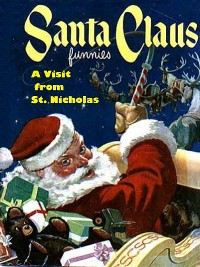 Cover A Visit from St. Nicholas
