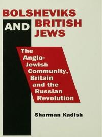 Cover Bolsheviks and British Jews
