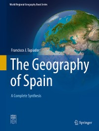 Cover The Geography of Spain
