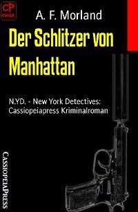 Cover Der Schlitzer von Manhattan