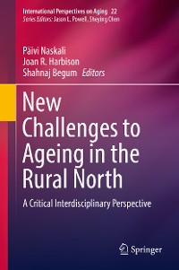 Cover New Challenges to Ageing in the Rural North