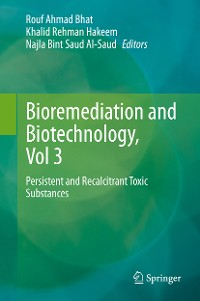 Cover Bioremediation and Biotechnology, Vol 3