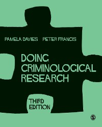 Cover Doing Criminological Research