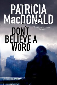 Cover Don't Believe a Word