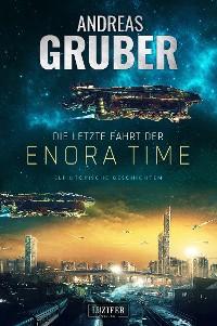 Cover Die letzte Fahrt der Enora Time