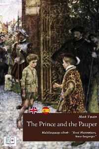Cover The Prince and the Pauper (English + Spanish Interactive Version)