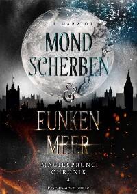 Cover Mondscherben & Funkenmeer