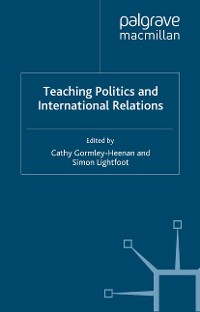Cover Teaching Politics and International Relations