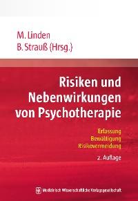 Cover Risiken und Nebenwirkungen von Psychotherapie