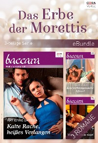 Cover Das Erbe der Morettis (3-teilige Serie)