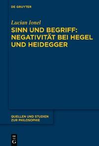 Cover Sinn und Begriff
