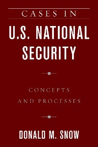 Cover Cases in U.S. National Security
