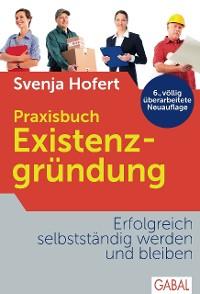 Cover Praxisbuch Existenzgründung