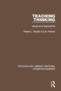 Cover Teaching Thinking