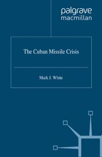 Cover Cuban Missile Crisis