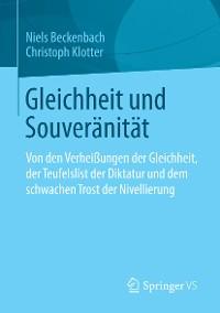 Cover Gleichheit und Souveränität