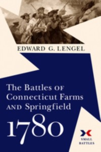 Cover Battles of Connecticut Farms and Springfield, 1780