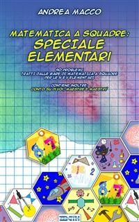 Cover Matematica a Squadre: Speciale Elementari