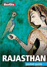 Cover Berlitz Pocket Guide Rajasthan (Travel Guide eBook)