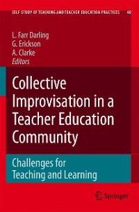 Cover Collective Improvisation in a Teacher Education Community