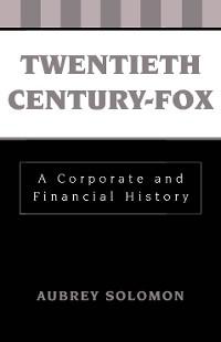 Cover Twentieth Century-Fox