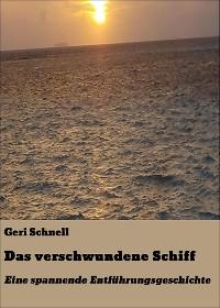 Cover Das verschwundene Schiff
