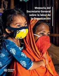 Cover Memoria del Secretario General sobre la labor de la Organización 2021