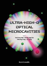 Cover Ultra-High-Q Optical Microcavities