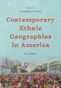 Cover Contemporary Ethnic Geographies in America