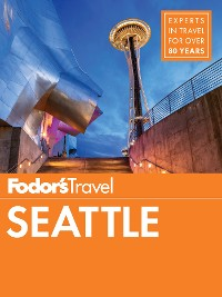 Cover Fodor's Seattle