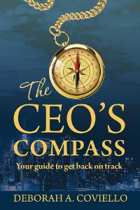 Cover The CEO's Compass