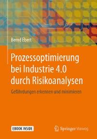 Cover Prozessoptimierung bei Industrie 4.0 durch Risikoanalysen