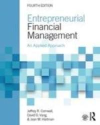 Cover Entrepreneurial Financial Management