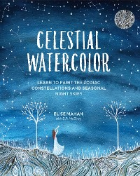 Cover Celestial Watercolor