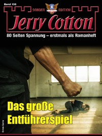 Cover Jerry Cotton Sonder-Edition 156 - Krimi-Serie