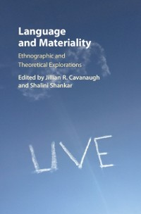 Cover Language and Materiality