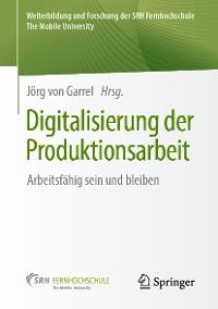 Cover Digitalisierung der Produktionsarbeit
