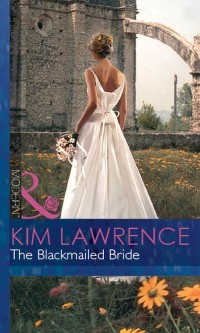 Cover Blackmailed Bride (Mills & Boon Modern)