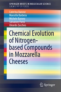 Cover Chemical Evolution of Nitrogen-based Compounds in Mozzarella Cheeses
