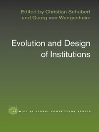 Cover Evolution and Design of Institutions
