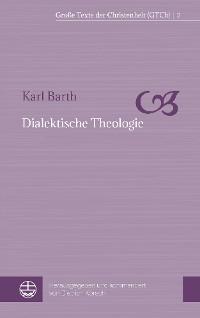 Cover Dialektische Theologie