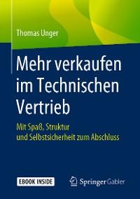 Cover Mehr verkaufen im Technischen Vertrieb