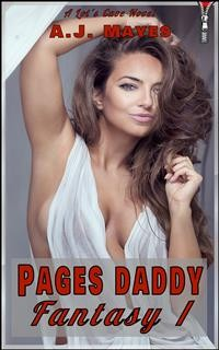 Cover Paige's Daddy Fantasy I