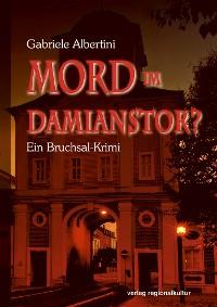 Cover Mord im Damianstor?