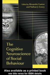 Cover Cognitive Neuroscience of Social Behaviour