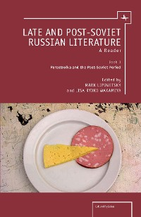Cover Late and Post-Soviet Russian Literature